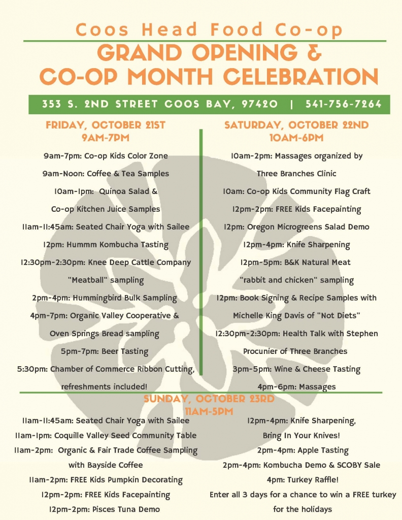 new-organic-co-op-grand-opening-celebration-schedule
